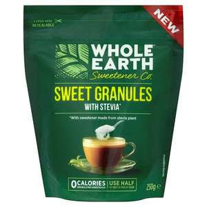 Whole Earth Sweet Granules - Claim 100% cashback  @ Checkoutsmart