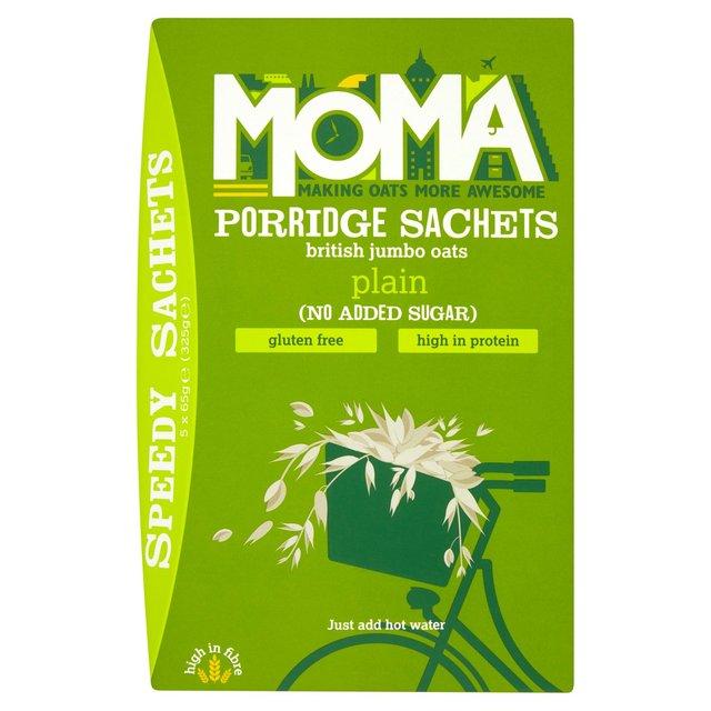 Moma Porridge Sachets - Claim 100% cashback via Checkoutsmart app