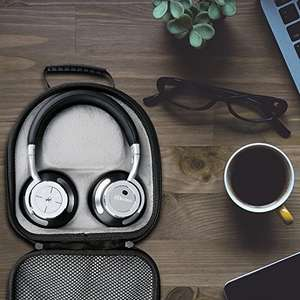 Zinsoko Z-H01 Noise cancelling headphones with case - £47.69 @ Sold by EKEYUK and Fulfilled by Amazon.