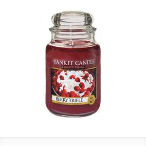 Yankee Candle - Berry Trifle Large Jar - £10.80 C&C with codes @ Debenhams