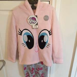 Asda my little pony pj's Scanning at £3  instore