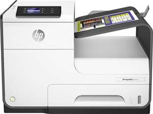 HP PageWide 352dw Wireless Colour Inkjet Printer - £99.99 + £40 Cashback = £59.99 @ Box