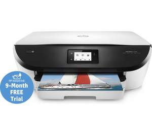 HP ENVY 5546 Home Photo All-in-One Wireless Inkjet Printer + 9 month free Instant Ink Trial £54.99 @ Currys
