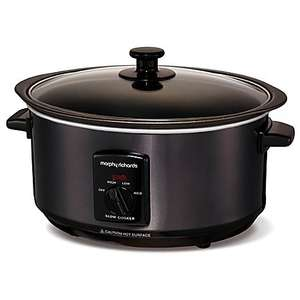 Morphy Richards Sear & Stew Slow Cooker 3.5 lt  £20 instore at Asda
