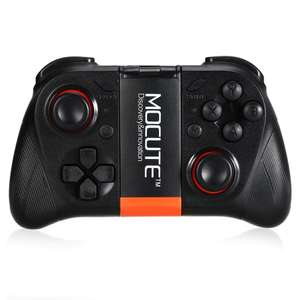 Mocute Bluetooth 3.0 Wireless Gamepad Controller for Android / TV Box £6.70 Delivered with code @ Dresslily