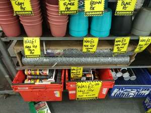 Homebase 20m Chicken wire £5 @ Homebase Ty Glas (Cardiff)