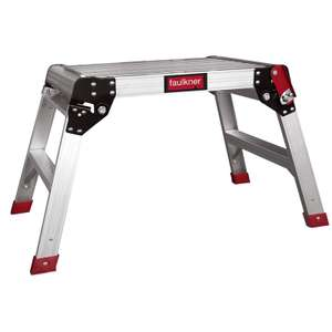 Hop Up Lightweight Work Platform - £10 @ Homebase instore