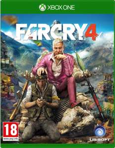 (Pre-owned) Far Cry 4 (Xbox One - Physical) - £7.99 @ Game ebay
