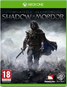 {Pre-owned) Middle Earth: Shadow Of Mordor (Xbox One - Physical) - £7.99 @ Game eBay