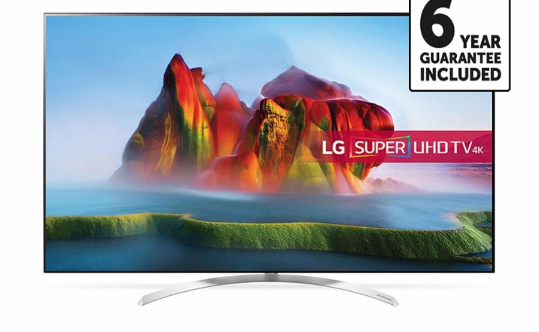 LG 55SJ950V 55 inch 4K Ultra HD HDR Smart LED TV Freeview Play - £1099 @ Richer Sounds