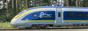 90,000 Eurostar seats from £29 each way @ Eurostar