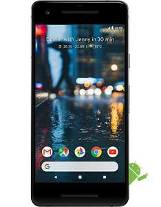 Google Pixel 2 £499 at CarphoneWarehouse Sim Free - all colours