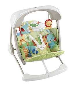 Fisher-Price Rainforest Take Along Swing and Seat Set - £42.49 @ Amazon