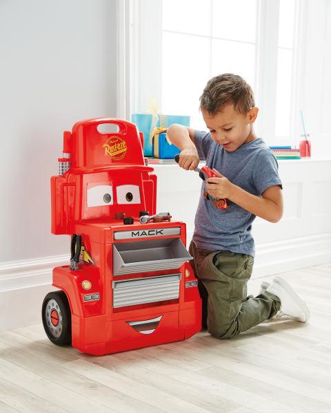 Disney Cars 3 Mack Work Trolley £29.99 Del @ Aldi (£54 at Amazon / £60 at Asda - + more elsewhere)