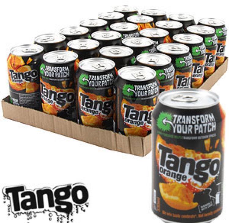 Tango 24 Pack - £6 @ Iceland
