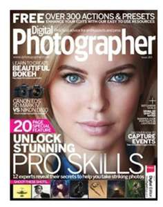 Three issues of Digital Photographer for £3 @ Magazine.co.uk