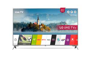 LG 55 UJ651V 4K UHD LED TV priced at £515.98 at Costco Cardiff with 5 yr guarantee.