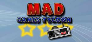 [Steam] Mad Games Tycoon - 75p - Fanatical