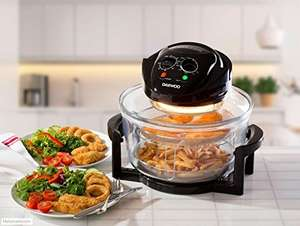 Daewoo Halogen Air Fryer Low Fat Oven with 12L Capacity £24.99 @ Robert Dyas (free c+c)