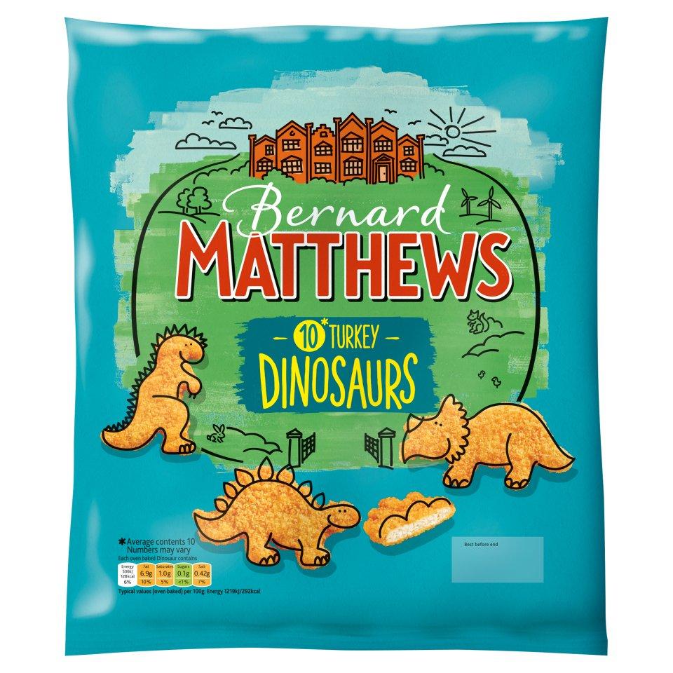 Turkey Dinosaurs £1 @ Iceland