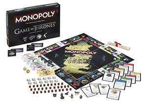 Game of Thrones Monopoly Board Game ( collector's edition) £24.99 @ Amazon