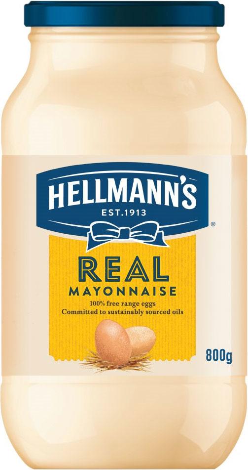 Hellmann's Real or Light Mayonnaise (800g) Half Price was £3.00 now £1.50 @ Waitrose