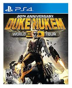 Duke Nukem 3D: 20th Anniversary World Tour (PS4/Xbox One) £19.99 Delivered @ Cool Shop