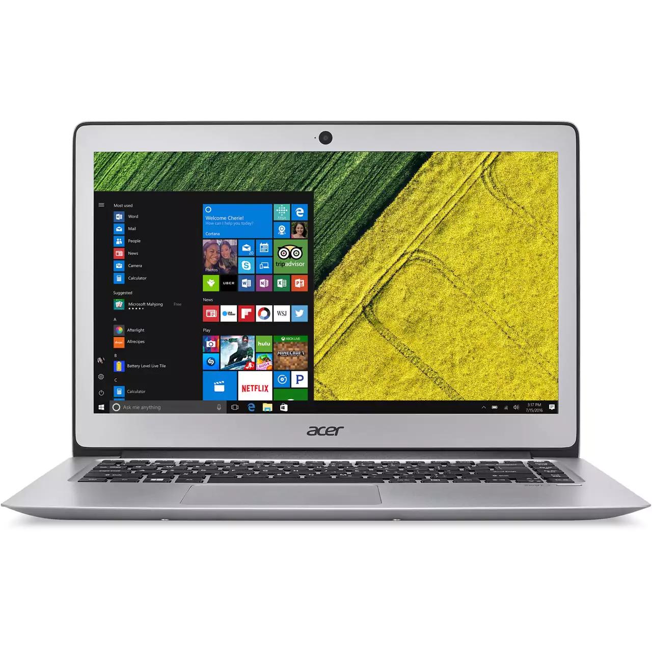 """Acer Swift 3 14"""" i5-7200U 8gb 256GB SSD FULL HD 2 year warranty £584.10 @ AO"""