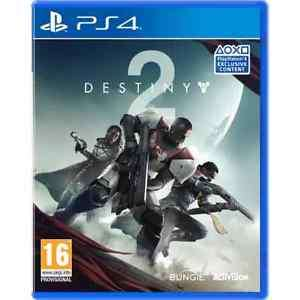 [PS4] Destiny 2 - £15.00 / Crash Bandicoot - £20 (The Evil Within 2 X1 - £19.00) - AO (eBay/AO)