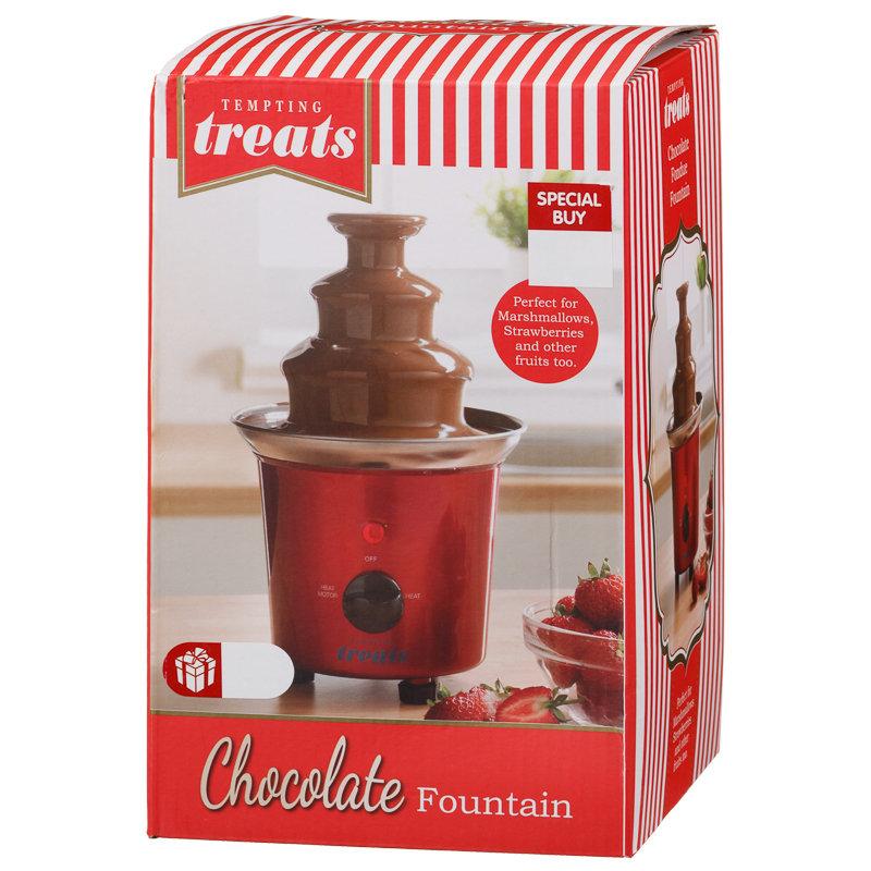 Chocolate Fountain £1 @ B&M
