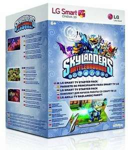 LG smart TV skylanders starter pack £4.99 delivered revolutiontradinguk / Ebay