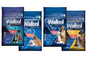 Free Walfcol Dog Food Sample