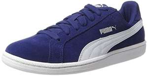 Puma suede, blue, size 7 only this price £16.50 prime / £21.25 non prime @ Amazon