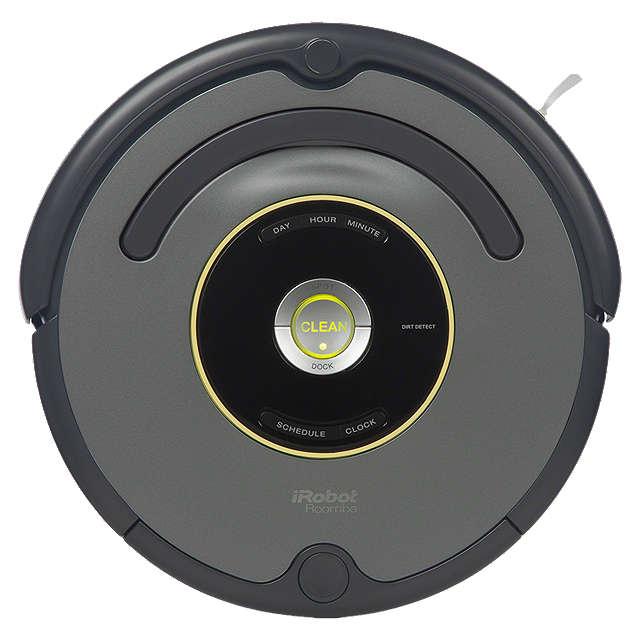 iRobot Roomba 651 Robot Vacuum Cleaner £299 @ John lewis