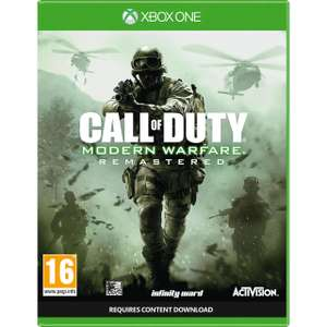 Call of Duty®: Modern Warfare® Remastered [Xbox One/PS4] | £18 ao.com