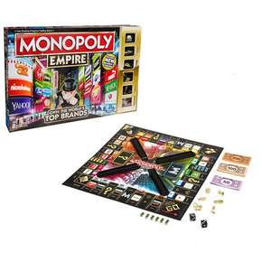 Monopoly Empire Board from Hasbro Gaming £12 + £3 del @Tesco Direct sold by The Entertainer