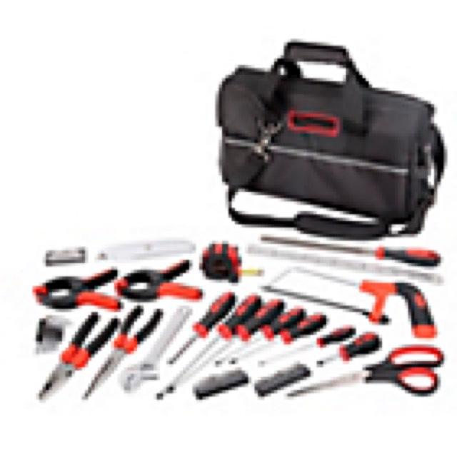 50 piece tool kit £8 @ B&Q C&C
