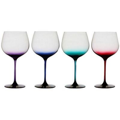 Set four crystal glasses £9.60 @ Debenhams - £2 C&C