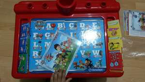 Paw Patrol Educational Activity Table Tesco In Store - £12.50