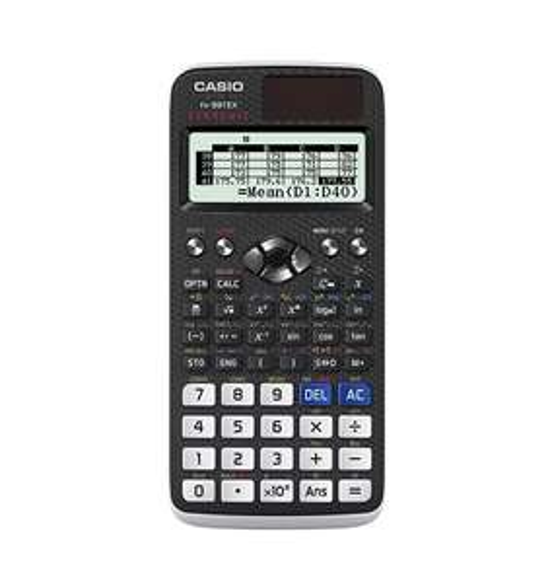 CASIO Advanced Scientific Calculator - £19 (Prime) / £22.99 (non Prime) at Amazon