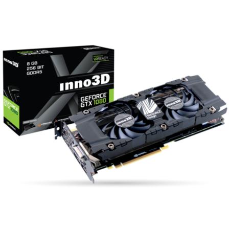 INNO3D Twin X2 GeForce GTX 1080 8GB - £449.97 @ Laptops Direct