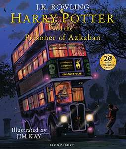 Harry Potter and the Prisoner of Azkaban: Illustrated Edition - Amazon.co.uk - £12.90 Prime / £15.89 non-Prime