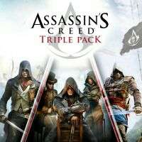 Assassin's creed triple pack £34.99 at PSN