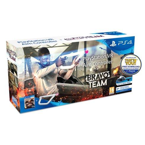 Bravo team psvr and aim controller pre order £54.99 - Smyths Toys