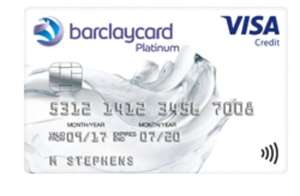 Barclaycard 25 months 0% interest on purchases and balance transfers