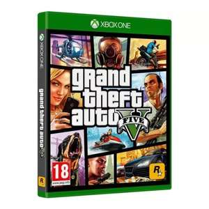 Grand Theft Auto 5 (Preowned) - PS4/Xbox One £18.74 @ GAME
