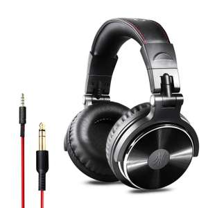 OneOdio Over Ear Headphones Closed Back Studio DJ Headphones £19.54 (Prime) / £24.29 (non Prime) Sold by OneOdio and Fulfilled by Amazon.