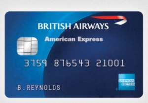 1500 Avios bonus with £100 spend at British Airways - BA AMEX accounts