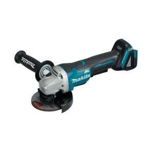 Makita DGA455Z on website but only DGA458Z in store and scanning at £104.99 at Homebase