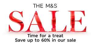 Marks & Spencer sale now up to 60% off